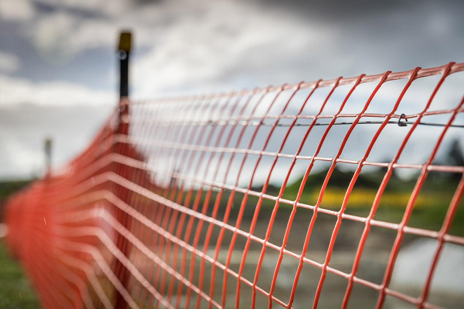 Barrier Mesh Project