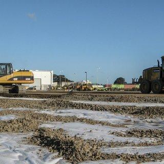 plunket-road-construction