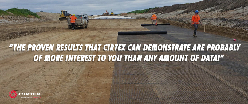 Geogrids from Cirtex