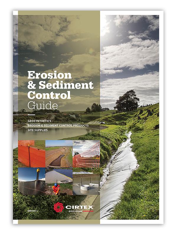 Guide to Erosion & Sediment Control
