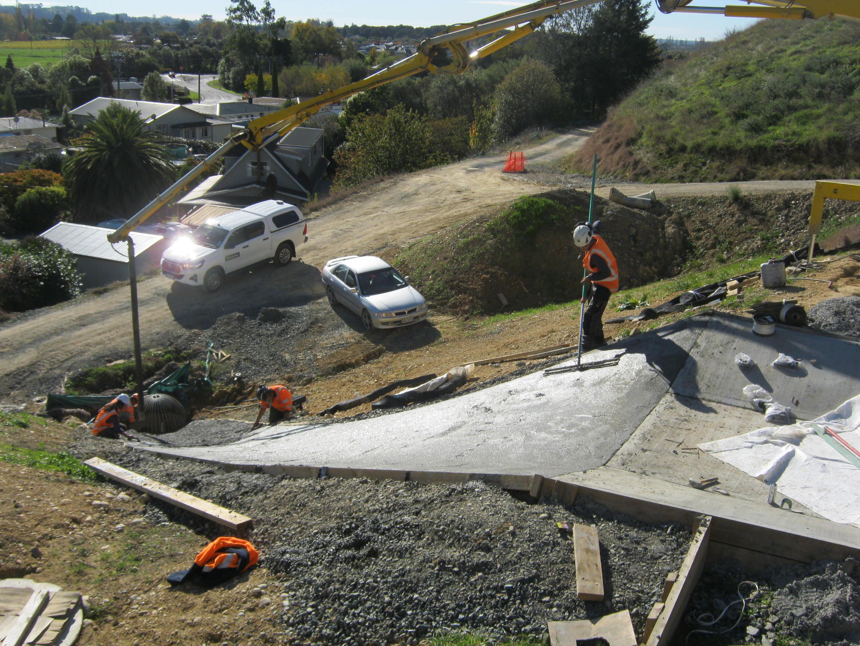 strataweb-concrete-install