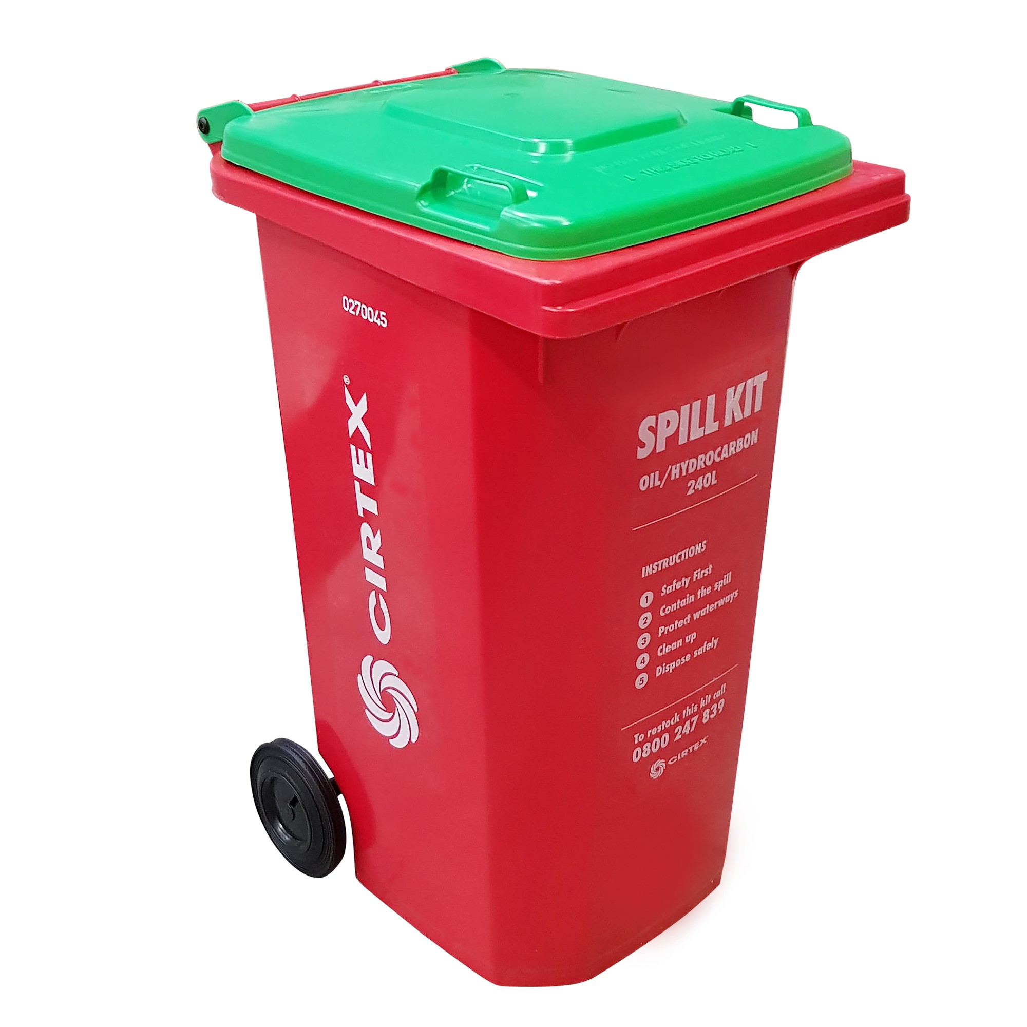 Spill Containment bin